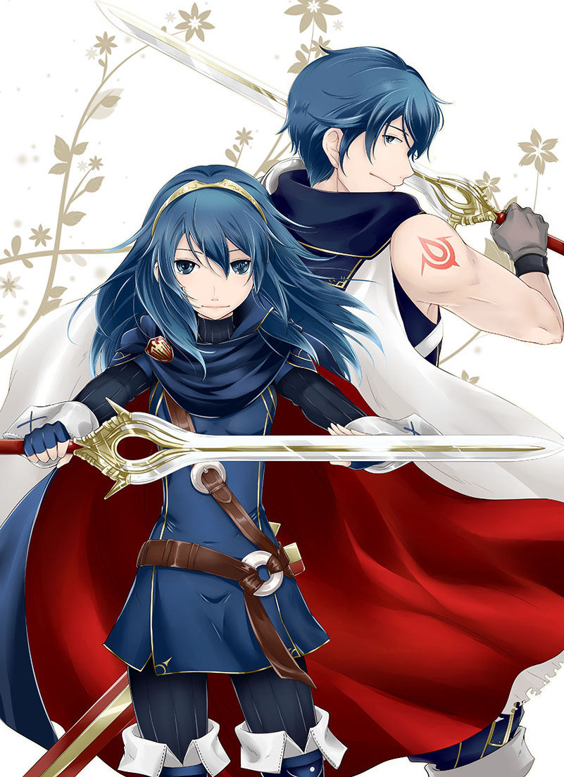 Fire Emblem Kakusei Fire Emblem Awakening Mobile Wallpaper