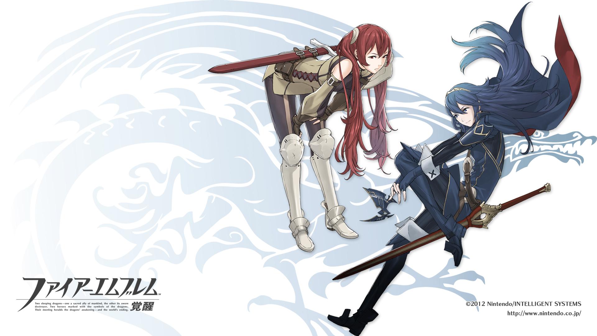 Fire Emblem: Kakusei (Fire Emblem: Awakening) HD Wallpaper ...