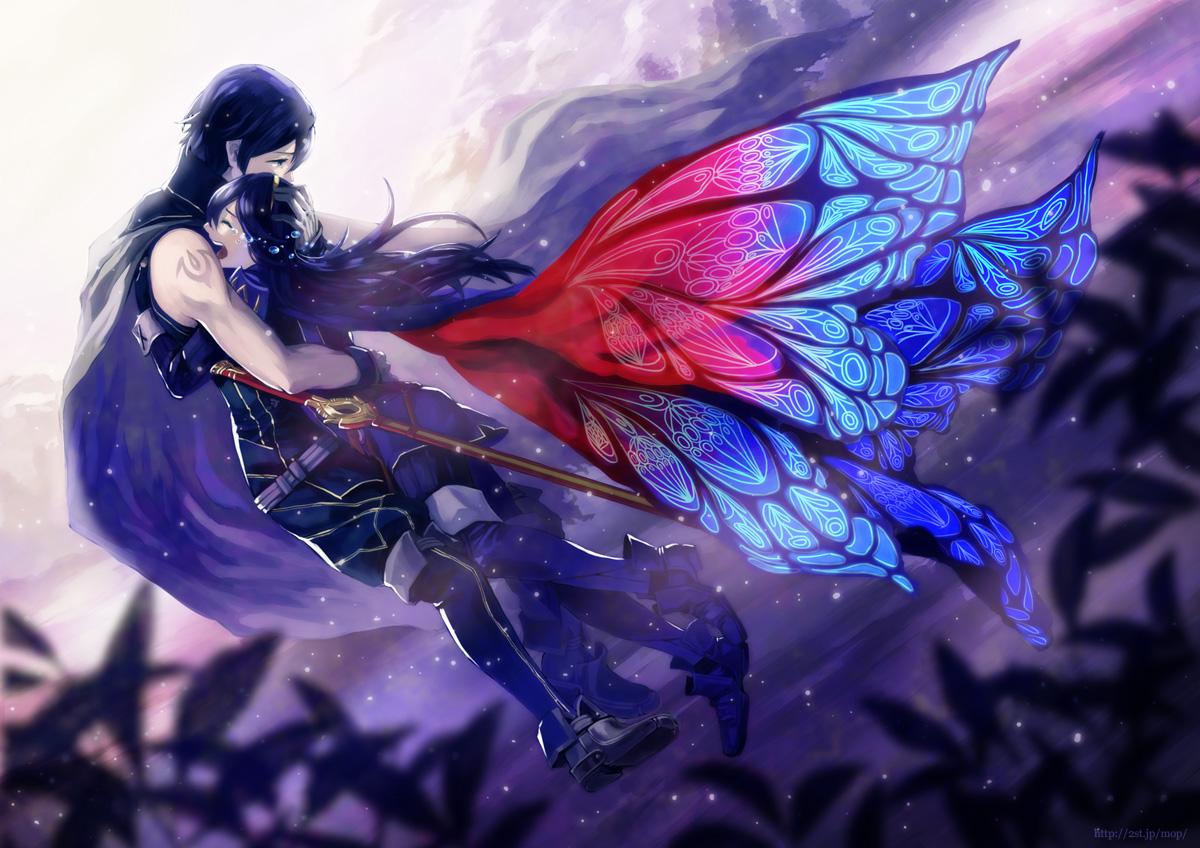 Lucina fire emblem fanart zerochan anime image board - Fanart anime wallpaper ...