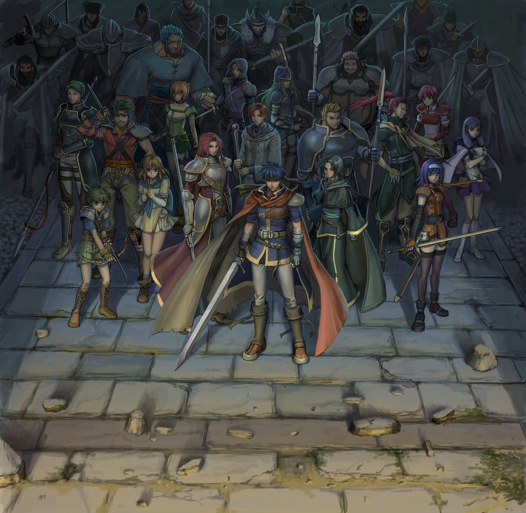 wayu fire emblem fire emblem path of radiance