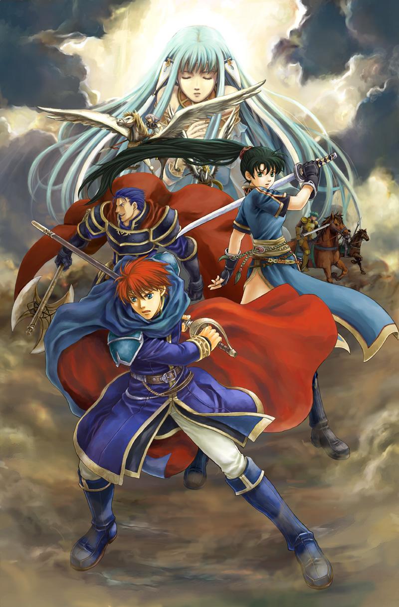 Ninian Fire Emblem Fire Emblem Rekka No Ken Zerochan Anime