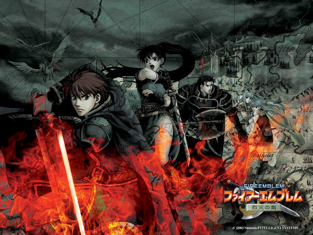 fire emblem blazing sword download english