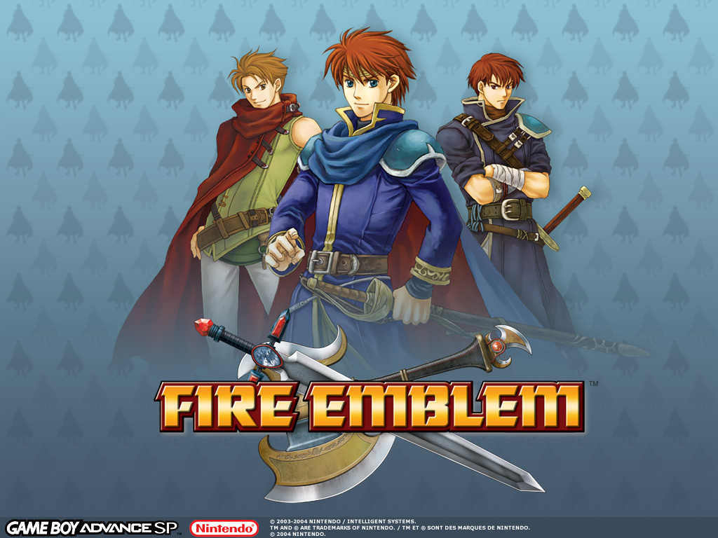 Fire Emblem Rekka No Ken Fire Emblem Blazing Sword Wallpaper