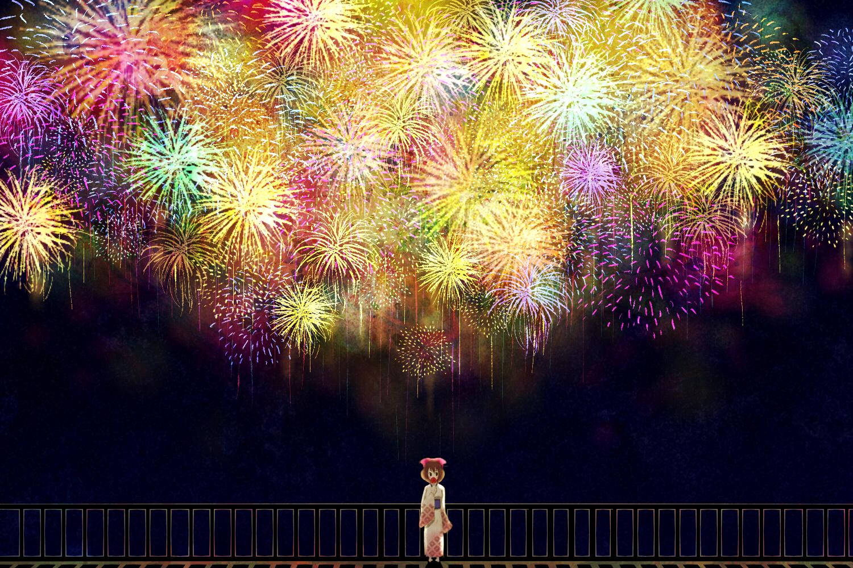 Fireworks/#756511 - Zerochan