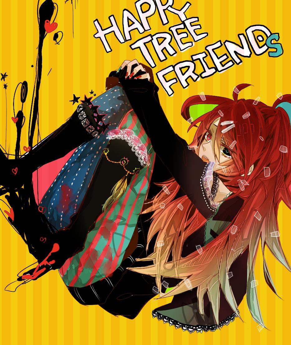 Flaky Happy Tree Friends Page 5 Of 22 Zerochan Anime Image Board