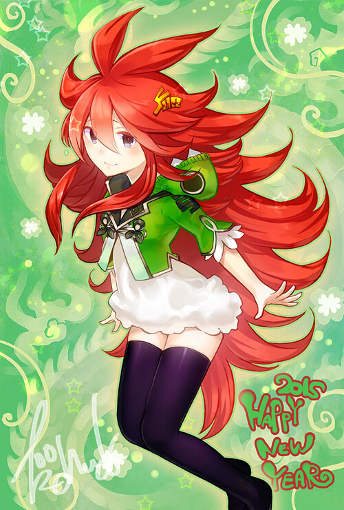 Tags: Anime, KAB00M CHUCK, Happy Tree Friends, Flaky, Mobile Wallpaper, Happy 2015