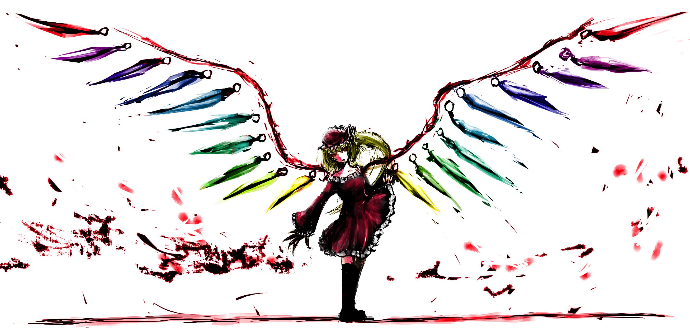 flandre scarlet wings - photo #24
