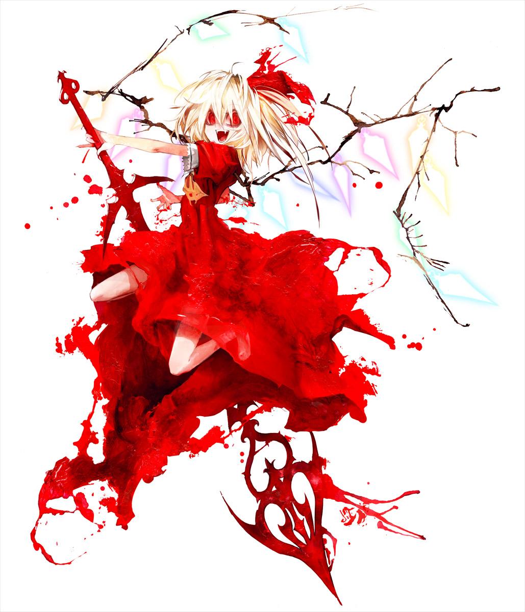 Flandre Scarlet 1227630 Zerochan