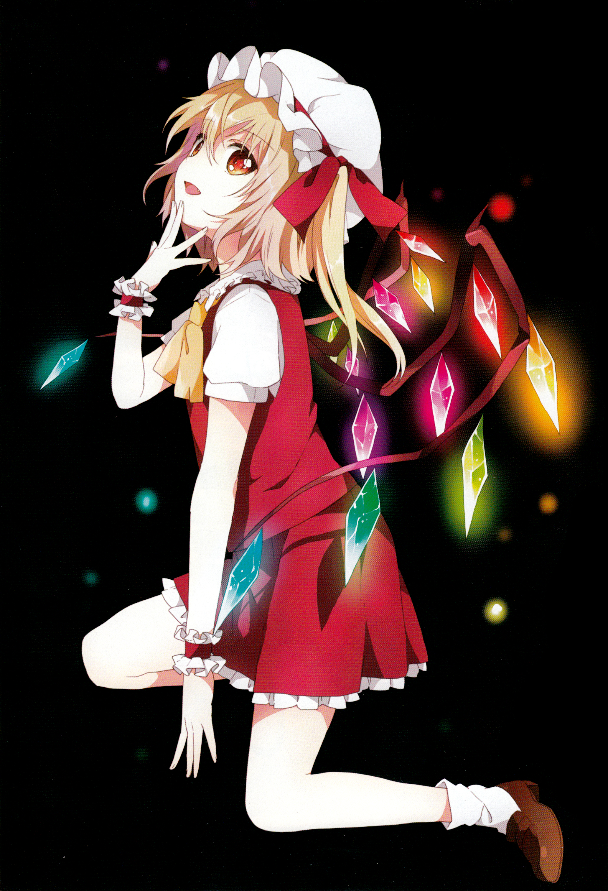 christmas anime wallpaper