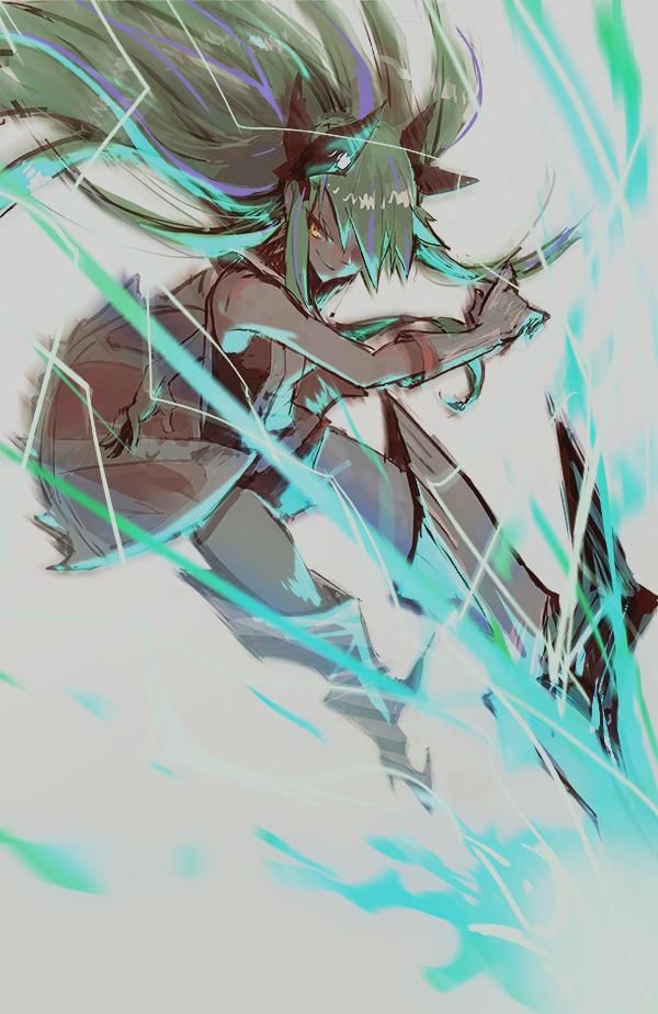 Tags: Anime, Die (Artist), Flip Flappers, Yayaka (Flip Flappers)