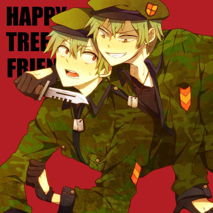 Flippy - Happy Tree Friends - Image #334842 - Zerochan ...