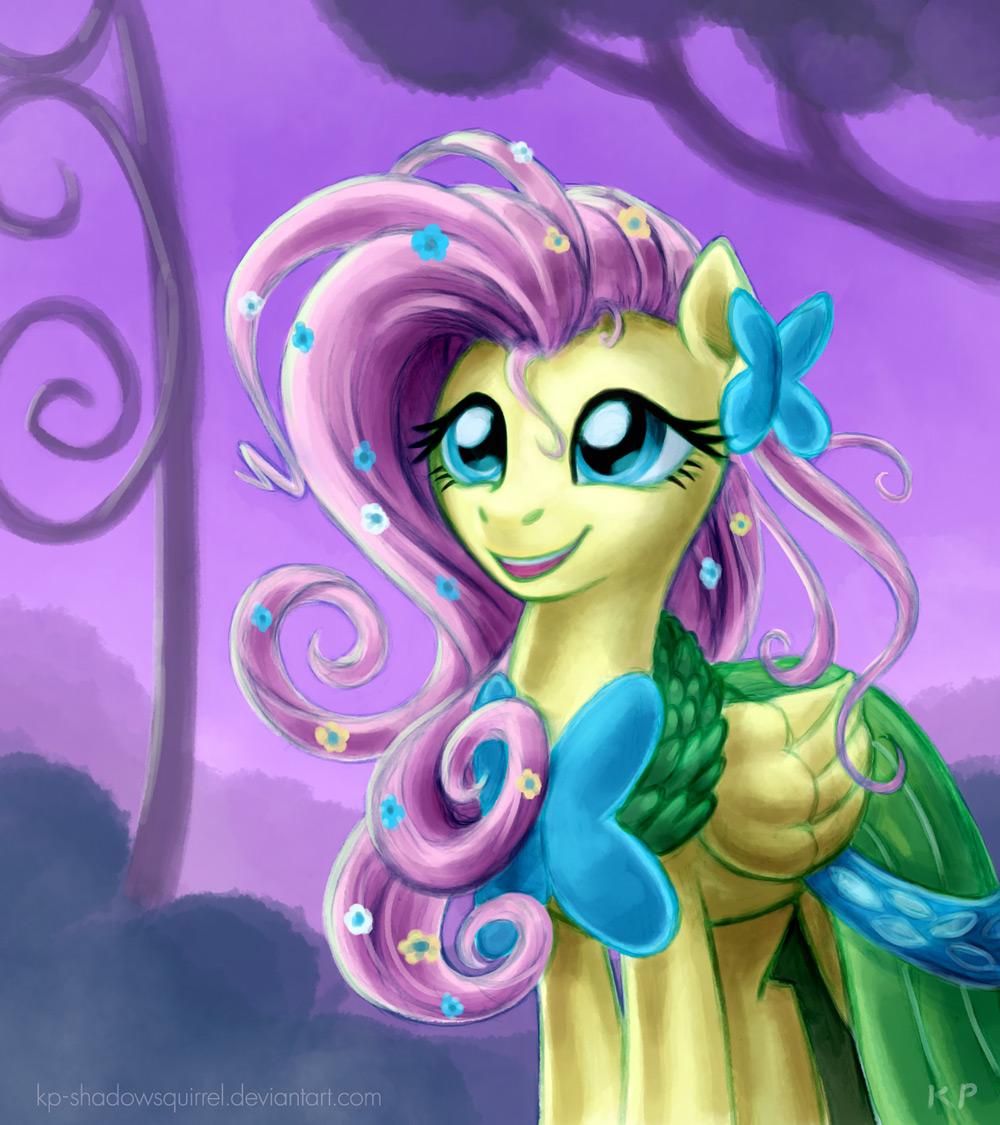 Fluttershy - My Little Pony - Image #1011122 - Zerochan Anime Image Board