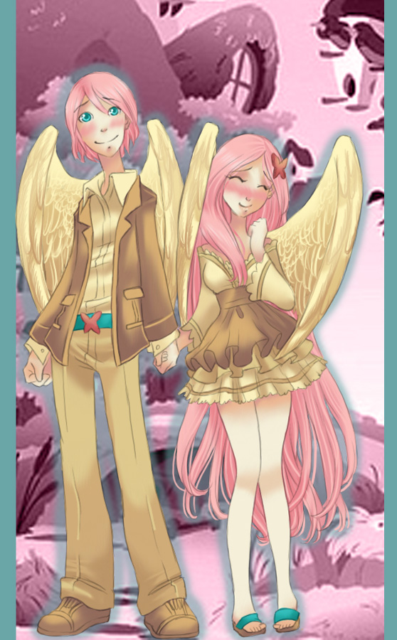 Tags: Anime, ZOE-Productions, My Little Pony, Fluttershy