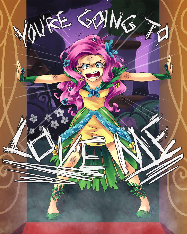fluttershy my little pony zerochan anime image board