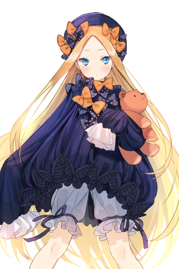 Tags: Anime, Ice (Ice aptx), Fate/Grand Order, Foreigner (Abigail Williams)