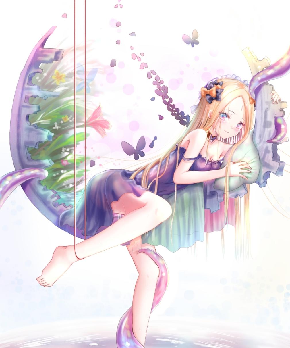 【FGO】Summer Abigail Williams NPC Demo【Fate/Grand Order