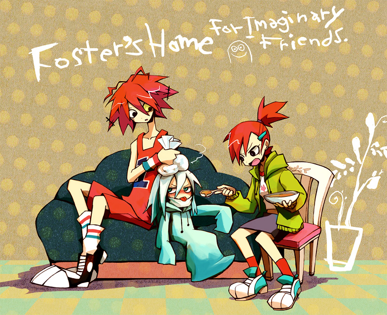 Frankie Foster Foster S Home For Imaginary Friends Zerochan