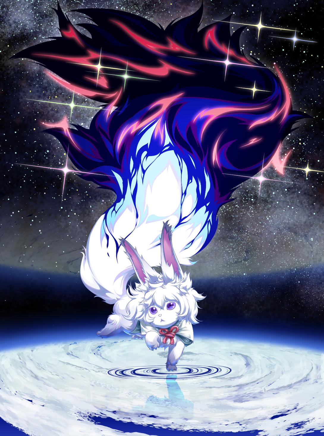 Fou Fate Grand Order Mobile Wallpaper Zerochan Anime Image Board