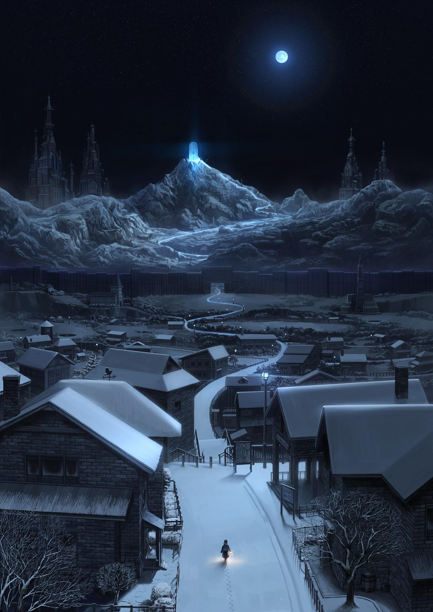 Winter Zerochan Anime Image Board