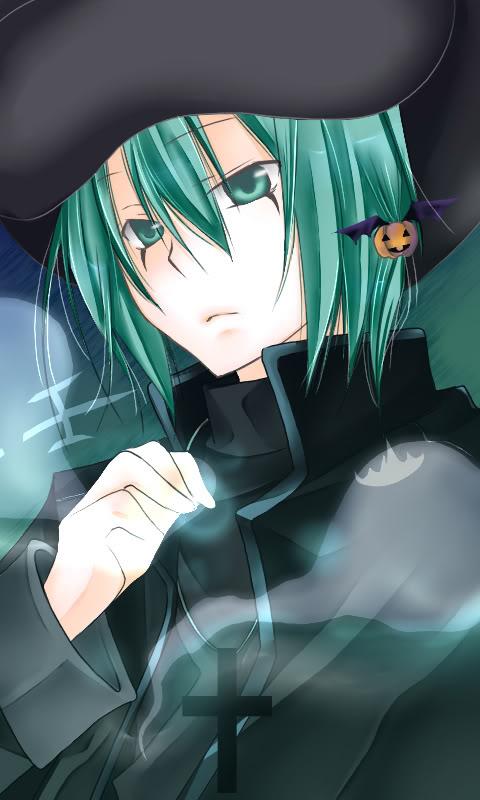 Tags: Anime, Pixiv Id 394047, Katekyo Hitman REBORN!, Fran, Peaceful, Mobile Wallpaper