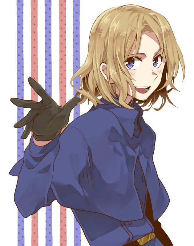Tags: Anime, Shizu, Axis Powers: Hetalia, France, Pixiv, Fanart From Pixiv, Fanart, Allied Forces