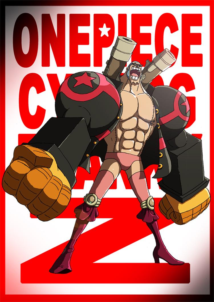 Franky One Piece Zerochan Anime Image Board
