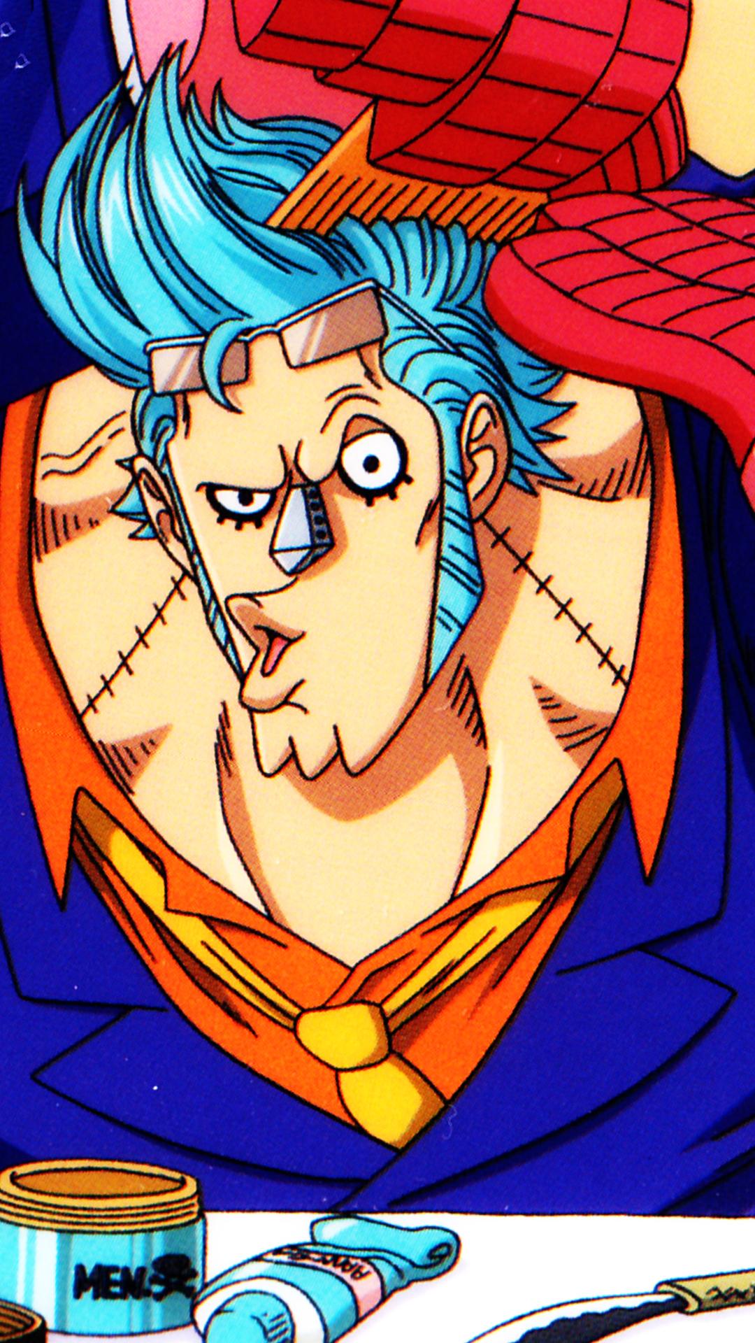 Franky - ONE PIECE - Image #2313044 - Zerochan Anime Image ...