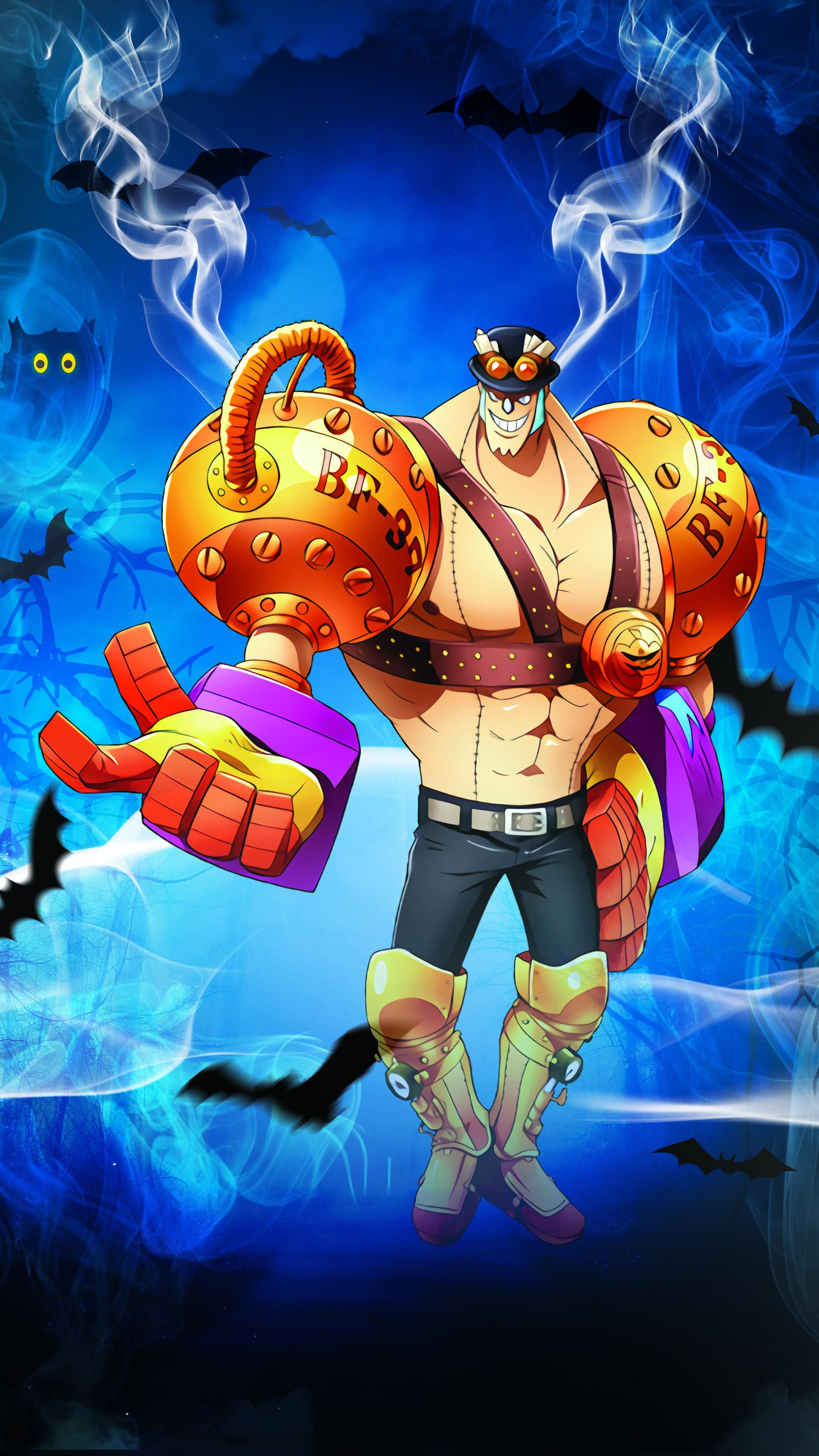Franky - ONE PIECE - Image #2452703 - Zerochan Anime Image ...
