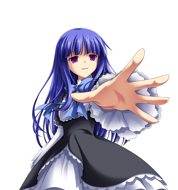 Tags: Anime, 07th Expansion, Umineko no Naku Koro ni, Frederica Bernkastel, Ougon Musou Kyoku