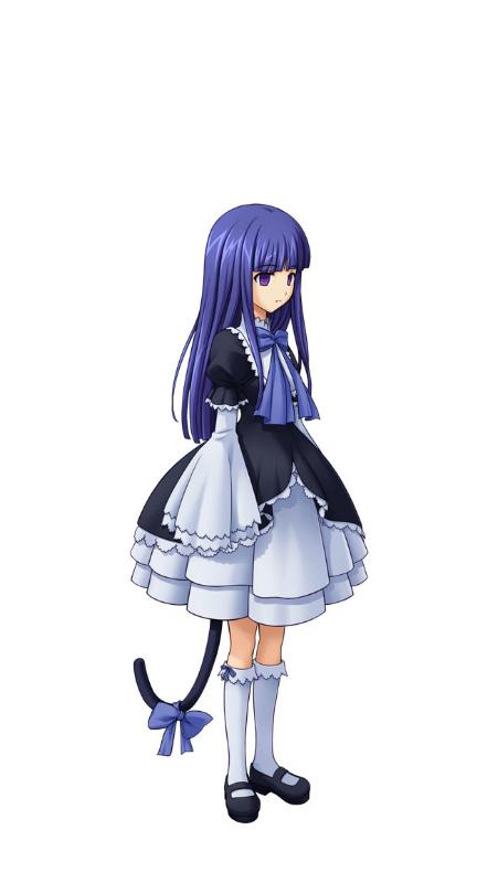 Tags: Anime, Alchemist (Studio), 07th Expansion, Umineko no Naku Koro ni, Frederica Bernkastel, Mobile Wallpaper, Umineko no Naku Koro ni ~ Majo to Suiri no Rondo ~