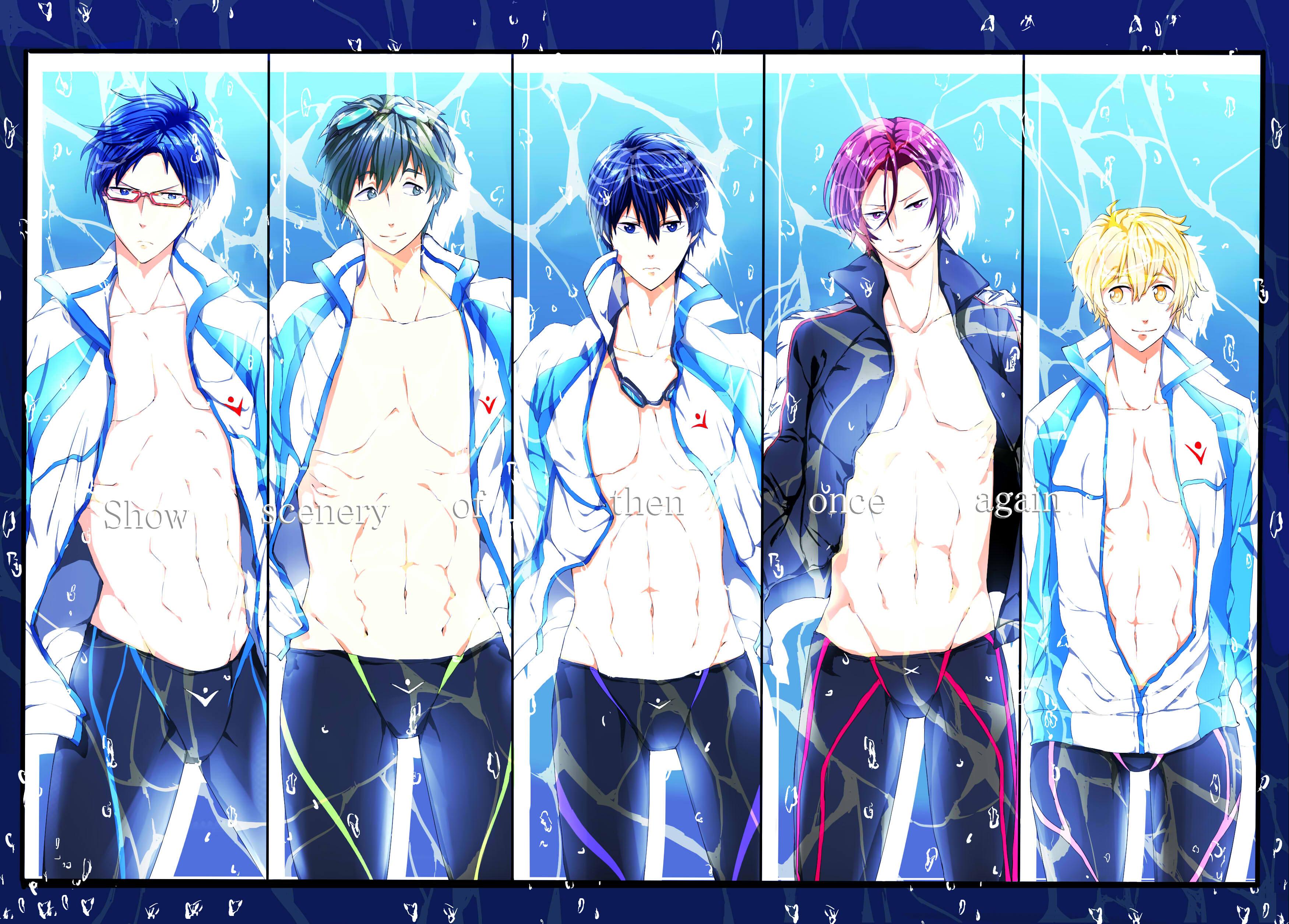 Free! Swimming kyoto Animation Image 1542362