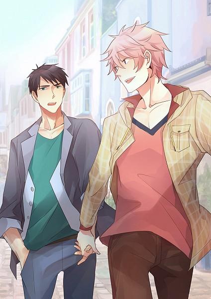 Tags: Anime, Pixiv Id 6168173, Free!, Kisumi Shigino, Yamazaki Sosuke
