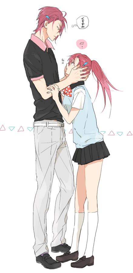 Free Image 1642149 Zerochan Anime Image Board Free!eternal summer rin matsuoka/sousuke yamazaki sports clothes suit m006. free image 1642149 zerochan anime