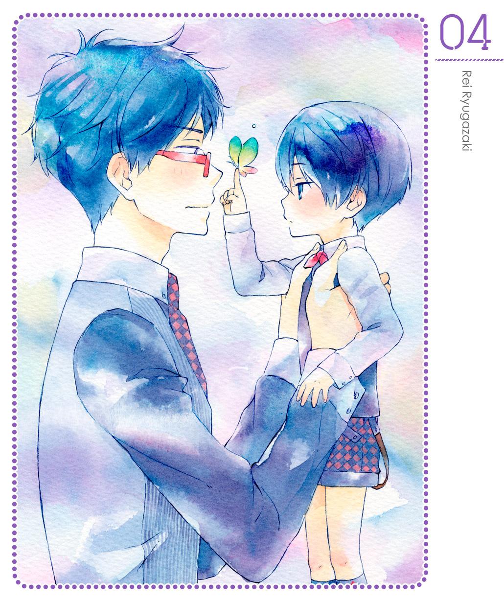 Page 12 Of 64 Zerochan Anime Image Board: Watercolor - Traditional Media