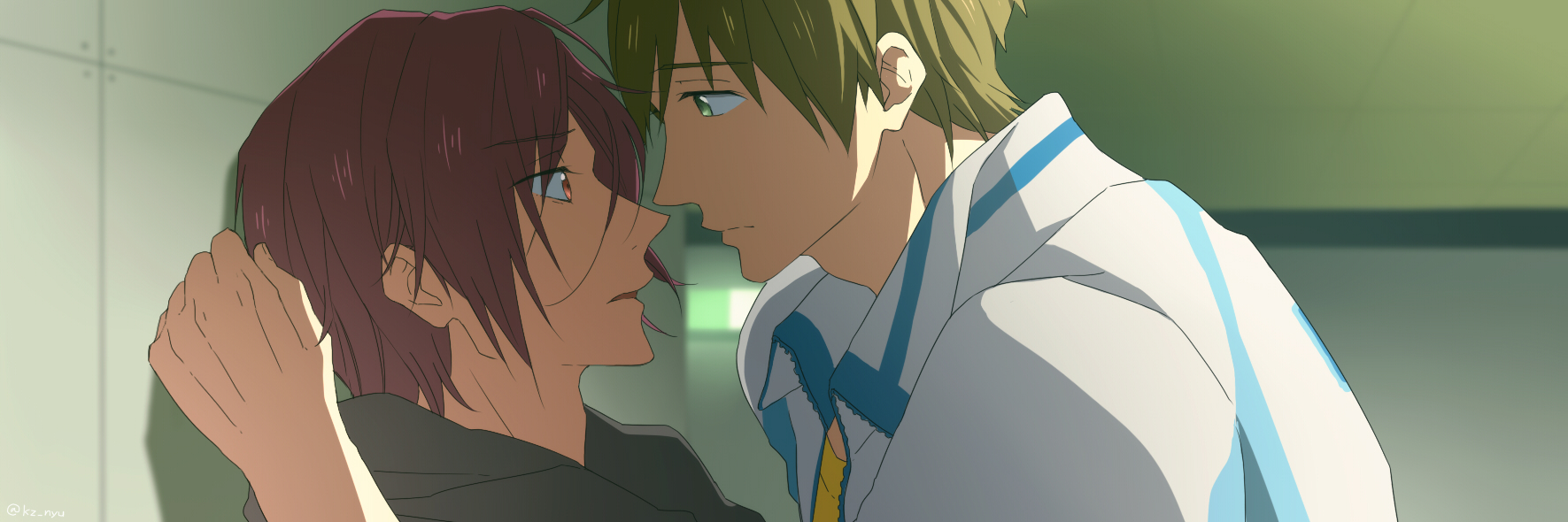 Free Image 1771570 Zerochan Anime Image Board ~ rin matsuoka facebook header. free image 1771570 zerochan anime