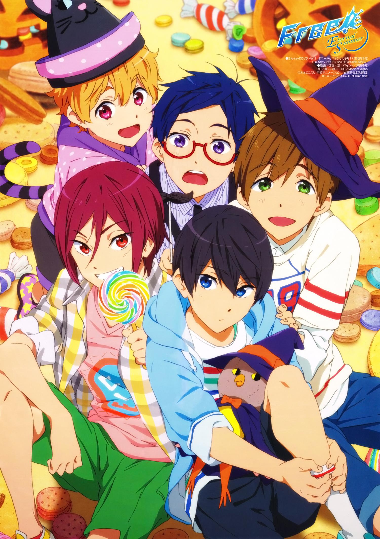 Nanase Haruka Free Mobile Wallpaper Zerochan Anime Image Board
