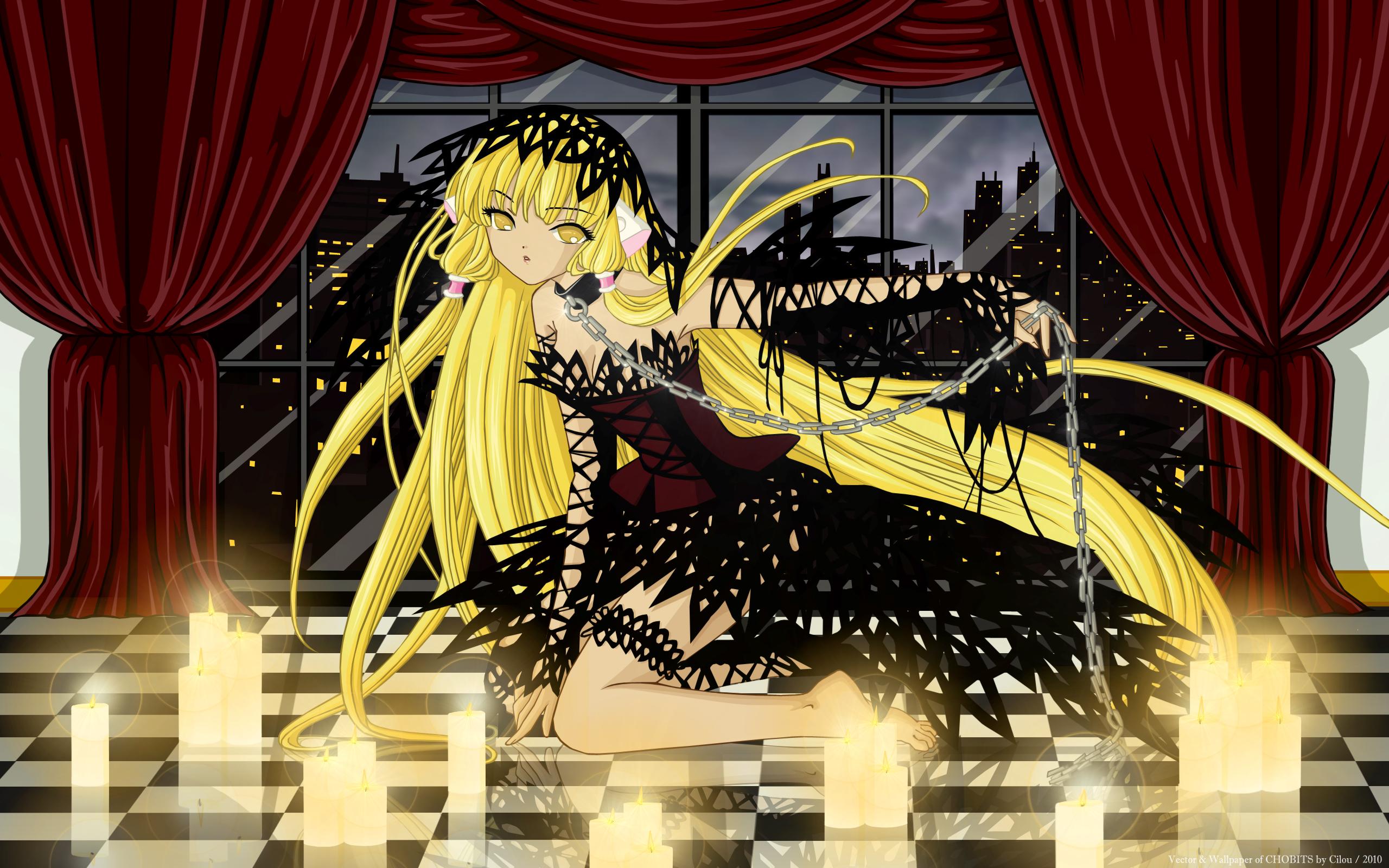Freya Chobits Hd Wallpaper 1157623 Zerochan Anime Image