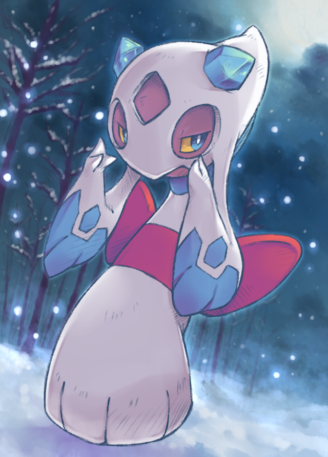 Froslass - Pokémon - Mobile Wallpaper #1505475 - Zerochan ...