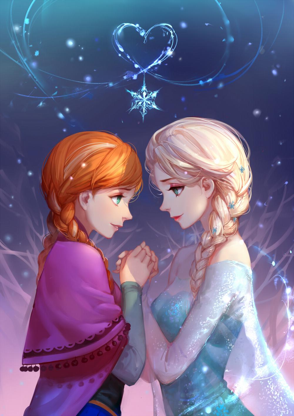 Princess Anna Of Arendelle Mobile Wallpaper Zerochan Anime