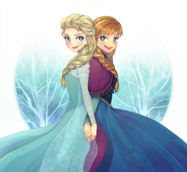 K Anime Characters Anna : Frozen disney image zerochan anime board