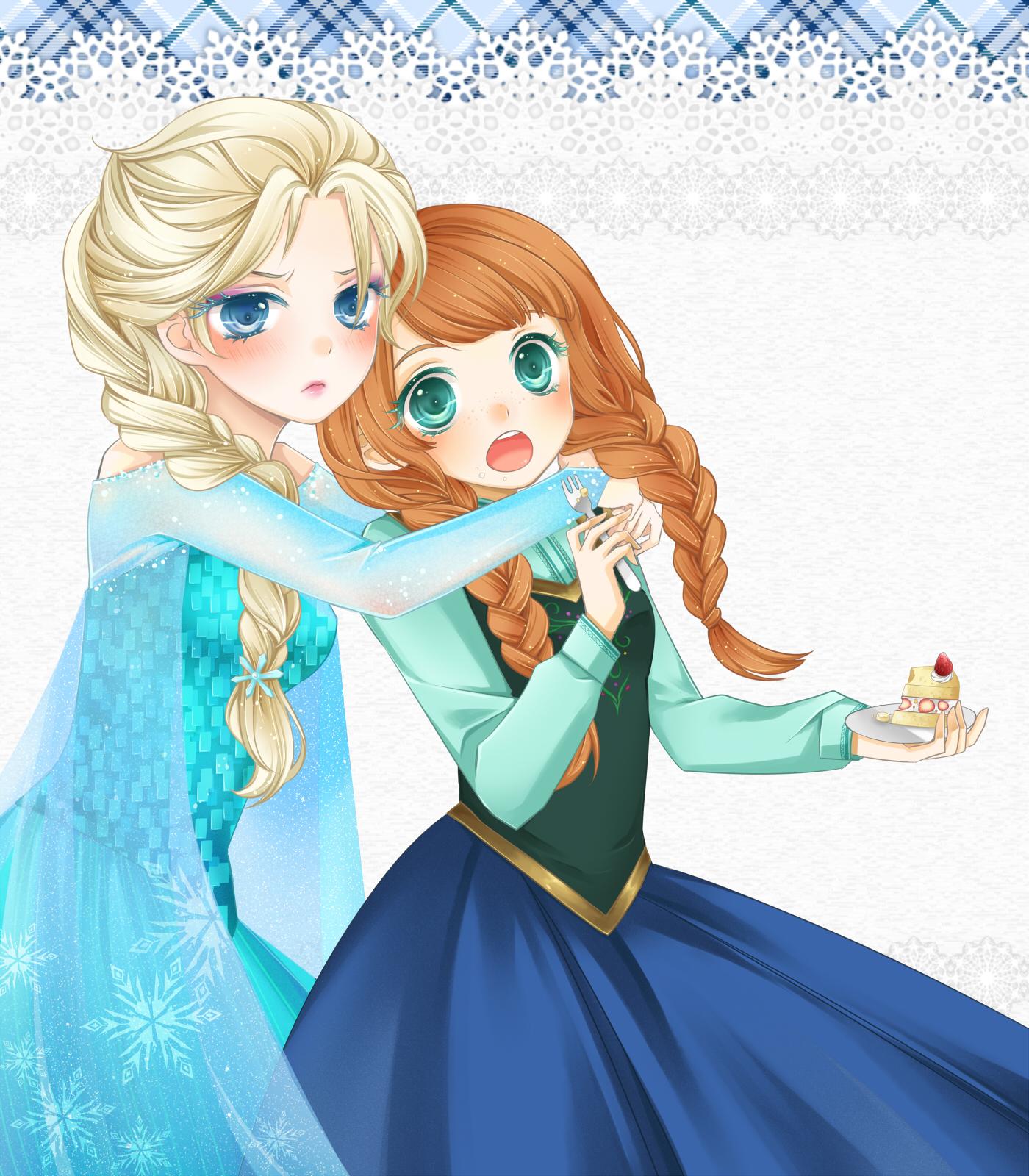 Fandemonium - Frozen anna disney ...