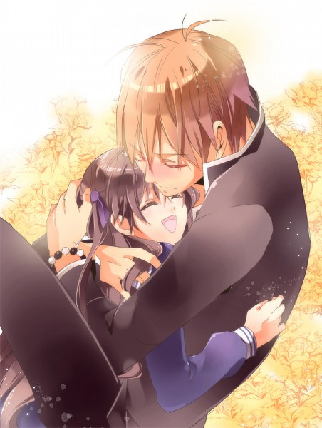 Tags: Anime, Hanei Riri, Fruits Basket, Sohma Kyo, Honda Tohru