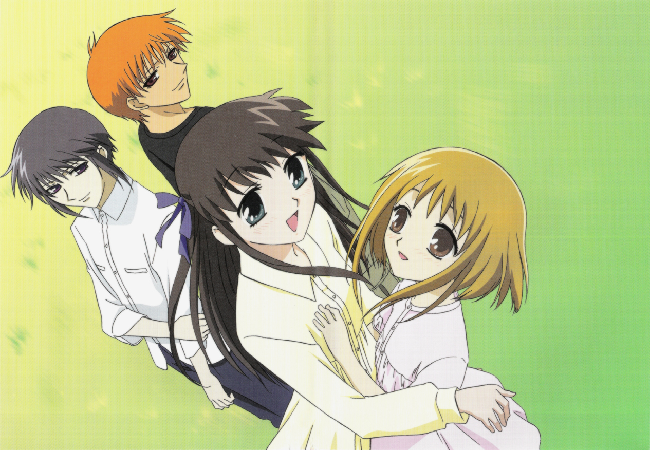 Fruits Basket Kyo And Yuki Fighting Fruits Basket/#1184181...