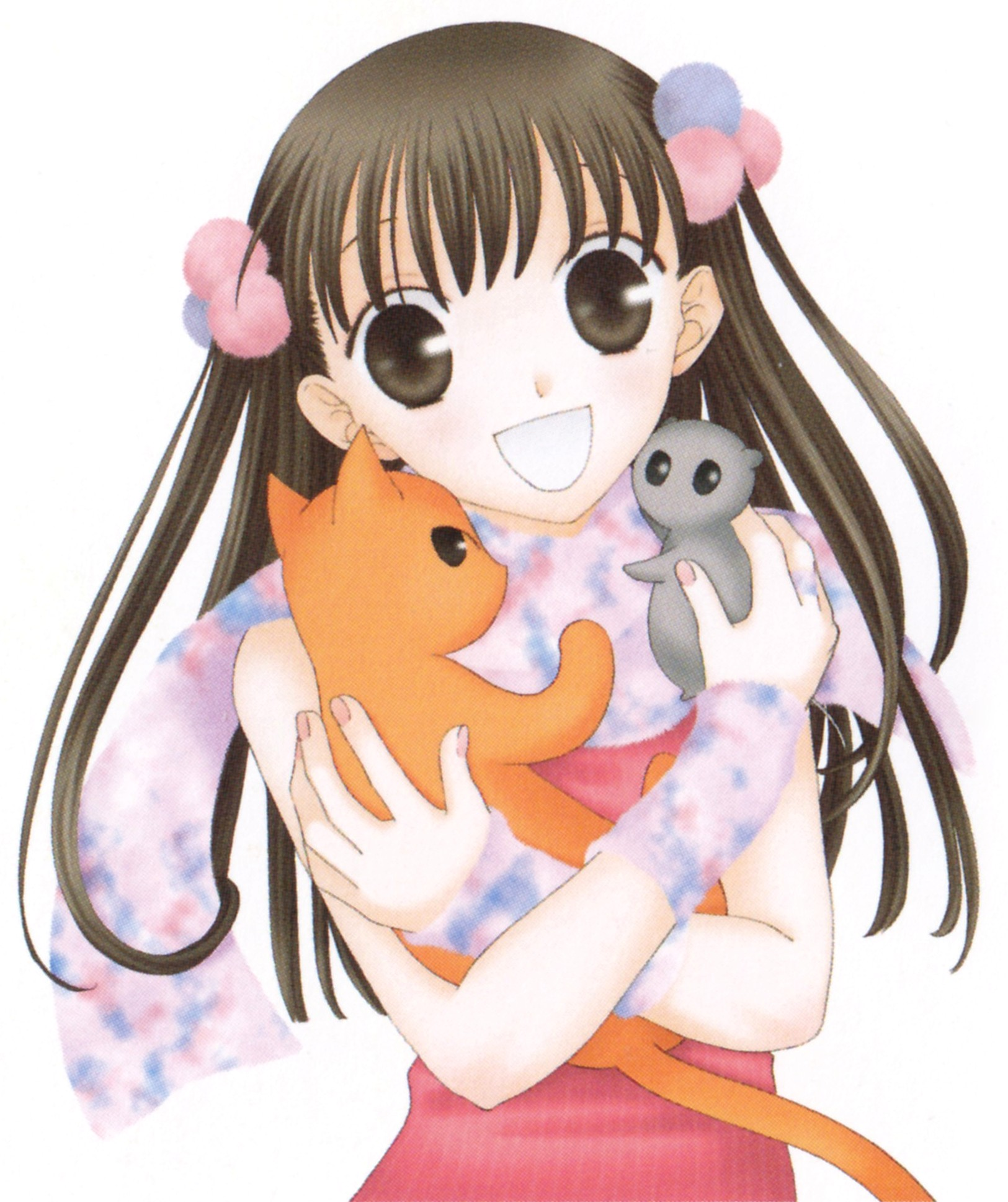 Fruits Basket - Wikipedia Fruits basket characters with pictures