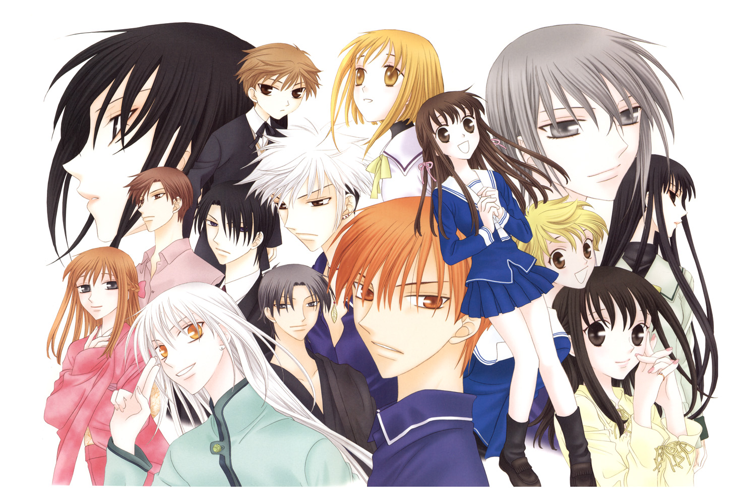 Fruits Basket Download Image