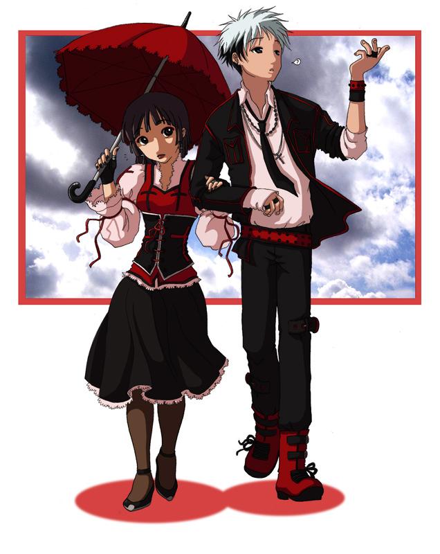 Tags Anime Fruits Basket Sohma Rin Hatsuharu Punk Lolita