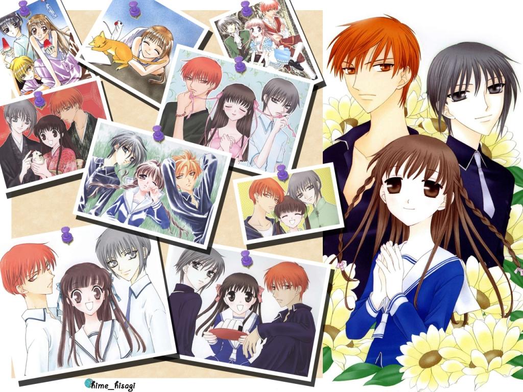 Fruits Basket Wallpaper 416147 Zerochan Anime Image Board