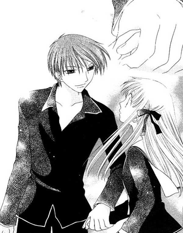 fruits basket manga fruit pastilles