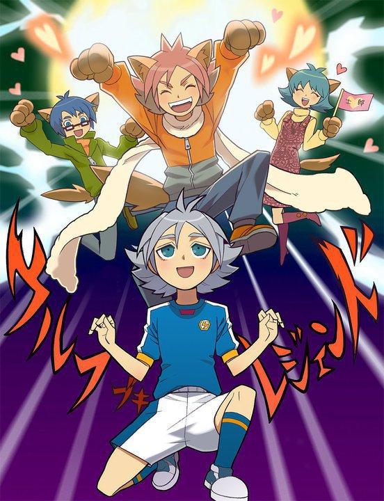 Tags: Anime, Inazuma Eleven, Fubuki's Mother, Fubuki Atsuya, Fubuki Shirou, Fubuki's Father, Fubuki Twins
