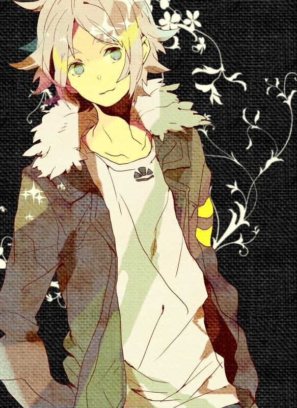 Tags: Anime, Pixiv Id 756981, Level-5, Inazuma Eleven, Inazuma Eleven GO, Fubuki Shirou, Fanart, Mobile Wallpaper, Pixiv